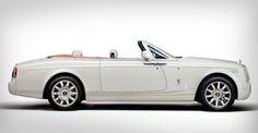 Rolls-Royce Phantom Drophead Coupe Maharaja Edition Revealed