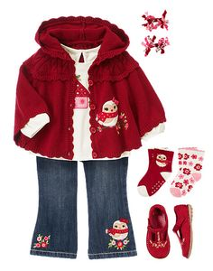 12-18mo for warm clothes | Gymboree brand