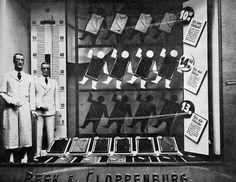 GERMAN SHOP WINDOWS, 1934