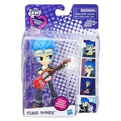My Little Pony Equestria Girls Minis Flash Sentry Boy Doll Toy New/Sealed! B7788 #Hasbro