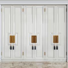 Wall Wardrobe Design, Design Your Bedroom, Kids Bedroom Designs, Neoclassical Design, Closet Remodel, Wardrobe Doors, Bedroom Styles, Panel, Decoration