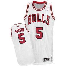 5c4a69c9c5a Revolution 30 Bulls  5 John Paxson White Stitched NBA Jersey Throwback Nba  Jerseys