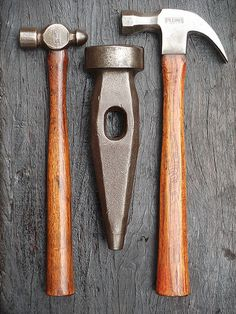 Boatbuilder's Clenching Tools