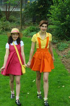 satsuki costume totoro - Google Search