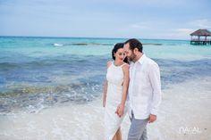 Viceroy Resort. Playa del Carmen. Beach wedding. Photo by Naal Wedding Photography @viceroyhotels