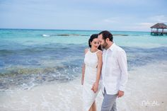 Viceroy Resort. Playa del Carmen. Beach wedding. Photo by Naal Wedding Photography