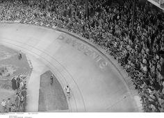Le Tour De France - Google+ - ★ D-55 ★ 1955, Louison Bobet, taking a lap of honor in the…