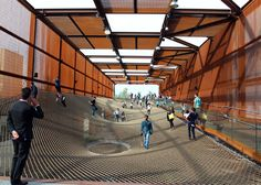 5osA: [오사] :: *밀라노 엑스포, 브라질관 [ Studio Arthur Casas and Atelier Marko Brajovic ] Brazil's Expo pavilion