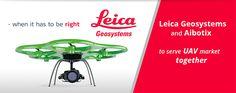 Leica geosystems - UAV