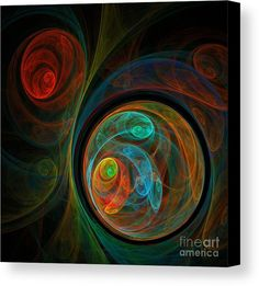 Rebirth Canvas Print by Oni H. All canvas prints are professionally printed, assembled, and shipped within 3 - 4 business days and delivered ready-to-hang on your wall. Choose from multiple print sizes, border colors, and canvas materials.