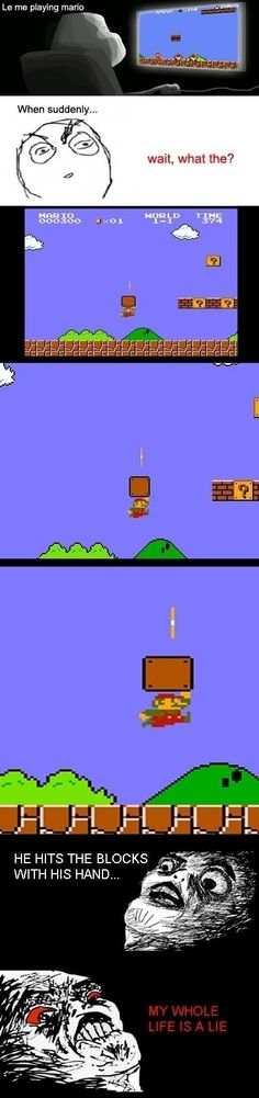 Why Mario Why?!