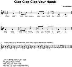 age 5 Steady beat Games ( B section or INTERLUDE. hand clap pattern with partners > legs clap R clap legs clap L clap legs clap R clap L clap BOTH. ) part of song starts over. Kindergarten Music, Preschool Music, Music Activities, Elementary Music Lessons, Singing Lessons, Singing Tips, Elementary Schools, Music Lesson Plans, Music School