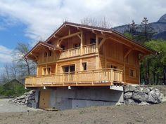 Favre Félix, chalets, maisons ossature bois et charpente en Haute Savoie (74)
