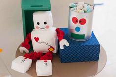 Festa de 1 ano com o tema robô | Baby & Kids | It Mãe