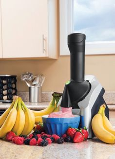 "FLIA 2012 nominee: Healthy Foods, USA: ""Yonanas: healthy frozen treat maker"""