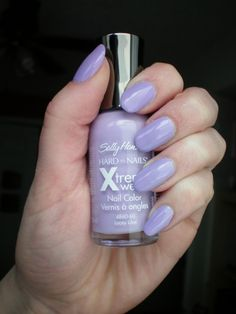 Sally Hansen Lacey Lilac  ...bought this and it's the perfect shade for spring
