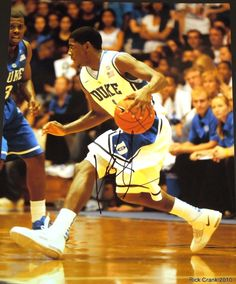 24f178aaa924 AAA Sports Memorabilia LLC - Kyrie Irving Autographed Duke Blue Devils  11x14 Photo - 2012 NBA