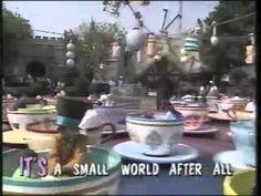 disney sing along songs 1990 disneyland fun its a small world