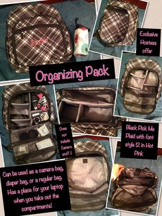 Organizing PackThirty One Gifts www.c Becky Mason Knutson My Thirty One, Thirty One Bags, Thirty One Gifts, 31 Gifts, Great Gifts, Thirty One Business, Thirty One Consultant, 31 Bags, One Job