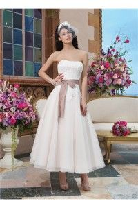 REASONS OF WEARING ANKLE LENGTH WEDDING DRESSES