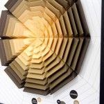 Incredibly Intricate 3D Paper Infographics by Pattern Matters