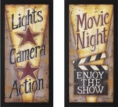 for my cinema themed living room