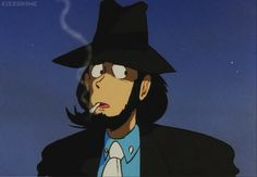 This episode of the Green Jacket series was pure genius. Jigen CRIED. Which everyone knows is not a thing he does.
