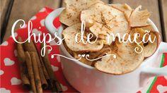 Como fazer chips de maça