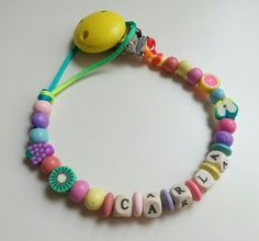 Frutas!! Colores!! Verano!!! ChupoChic súper divertido!!
