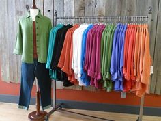 Fall Colors are IN from Pulp at Mill Street Clothing Co.