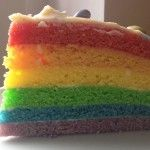 Super einfaches Rezept für einen Rainbow Cake / Regenbogen Kuchen You are in the right place about wedding cakes simple pearls Here we offer you the most beautiful pictures about the wedding cakes sim Cake Recipes, Dessert Recipes, Recipes Dinner, Wedding Cake Flavors, Macaron, Food Cakes, Savoury Cake, Smoothie Recipes, Smoothies