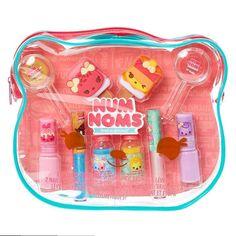 Makeup Kit For Kids, Kids Makeup, Makeup Set, Cute Makeup, Num Noms Toys, Cosmetic Sets, Shopkins, Lol Dolls, Toys For Girls