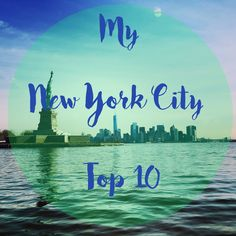My Favourite Places/Things To Do In New York City - http://skysbookcorner.blogspot.ch/2016/04/my-favourite-placesthings-to-do-in-new.html #lbloggers #travelbloggers