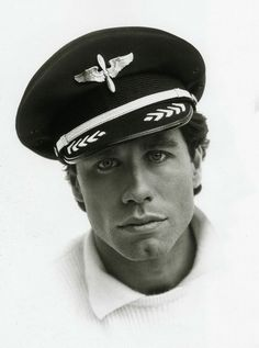 Remember when Travolta looked like this? #FormerlySwoonworthy