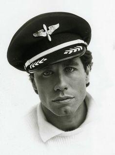 John Travolta by Herb Ritts