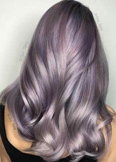 Lavender Metallic