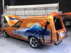 Holden Van