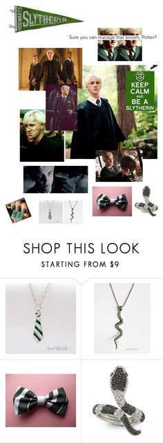 """""""Draco Malfoy"""" by super16 ❤ liked on Polyvore"""