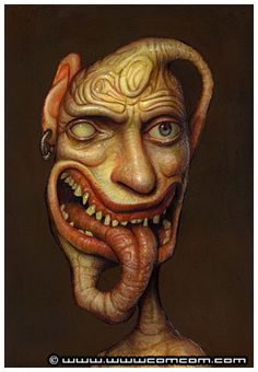 Reality is beginning to seem more and more like Naoto Hattori's surreality
