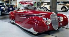 finest collections of French art deco cars. @designerwallace