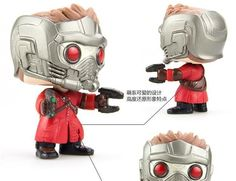 Action Figure, Action Figure direct from Guangzhou Donna Fashion Accessory Co. in China (Mainland) Anime Figures, Action Figures, Party Suppliers, Cartoon Toys, Star Lord, Guangzhou, Guardians Of The Galaxy, Festival Party, Funko Pop