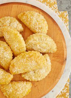 You will love the bright, sweet, tart flavor of these Ginger Lemon Hand Pies from Bake or Break! ~ http://www.bakeorbreak.com