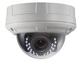 720P Full HD IP66 Waterproof Infrared PoE IP Dome Camera with 2.8 - 12mm Varifocal Lens