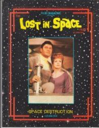 Lost In Space: Space Destruction Vol 5 Files Magazine 1987 Rare on Sale at Shopatusm Direct