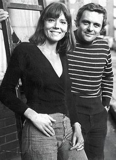 Young Anthony Hopkins and Diana Rig Comedy Actors, Actors Male, Tv Actors, Actors & Actresses, Hannibal Lecter, Diana Riggs, Dame Diana Rigg, Uk Tv Shows, Avengers Girl