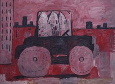 Philip Guston. City Limits. 1969
