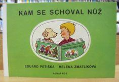 Kam se schoval nůž? aneb Vzpomínky na dětství z antikvariátu - Knihy dětem