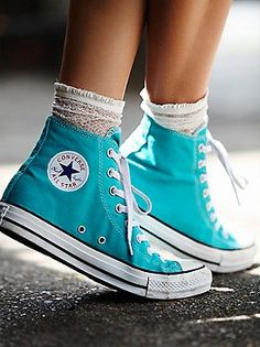 Converse Charlie Hi Top at Free People Clothing Boutique