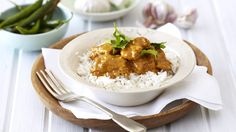 Our Truly Delicious Indian Butter Chicken: a taste sensation, and so easy to make at home. Champion Chicken, Curry In A Hurry, Indian Butter Chicken, Indian Food Recipes, Ethnic Recipes, Curry Dishes, Food To Make, Chicken Recipes, Food Porn