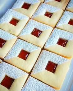 Geometry in cookies Biscotti Cookies, Cupcake Cookies, Sugar Cookies, Linzer Cookies, Oreo Cupcakes, Christmas Food Gifts, Christmas Baking, Cookie Recipes, Dessert Recipes